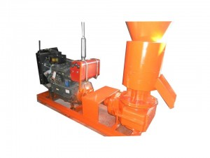 ATFPW395D WOOD PELLET MILL $8794.50 1000 to 1200 lbs. PER HR. DIESEL POWER