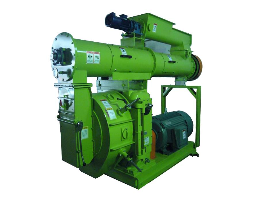 ATRD508E Wood Pellet Mill With Motor $46,200.00 Plus shipping.