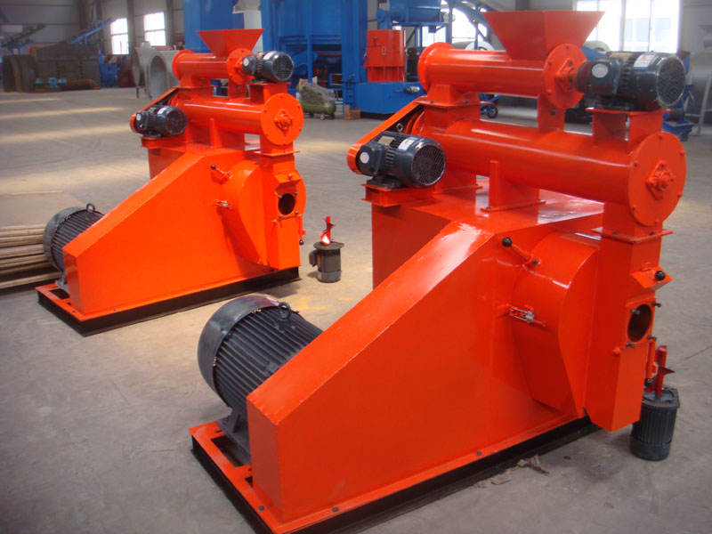 A Pair of ATRD300E Feed Pellet Mills