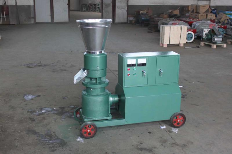 ATFPW225E WOOD PELLET MILL