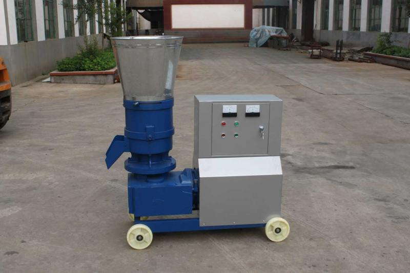 ATFPW295E WOOD PELLET MILL $3328.00 US 15KW (20hp) electric 660lbs per hour