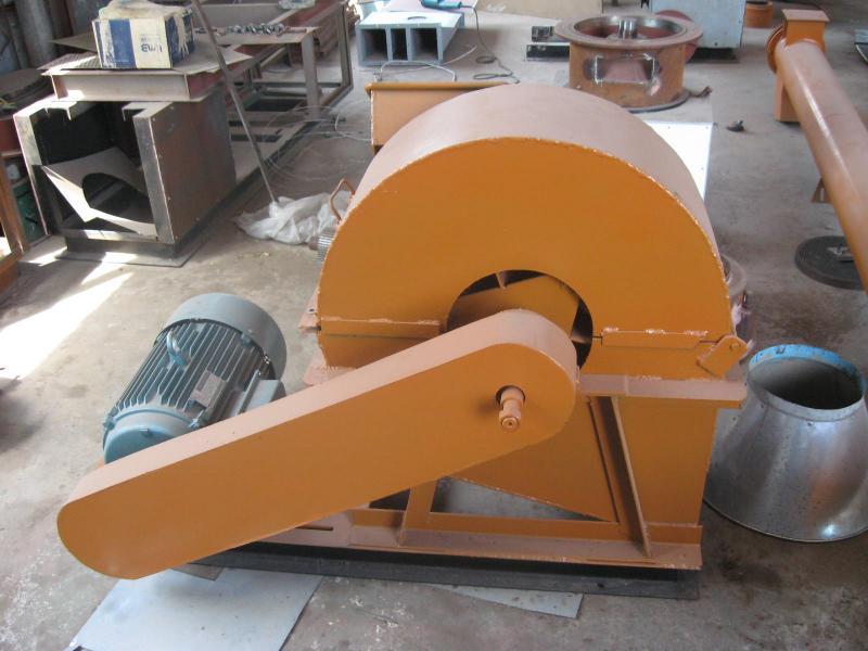Alaska Pellet Mill - Hammer Mills & Chippers